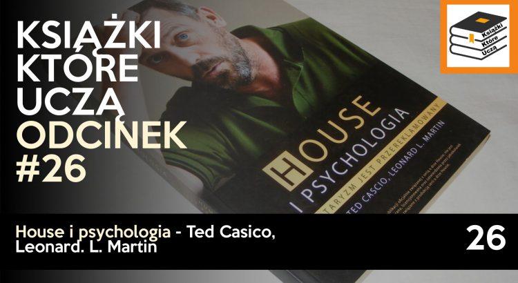 house i psychologia książki które uczą