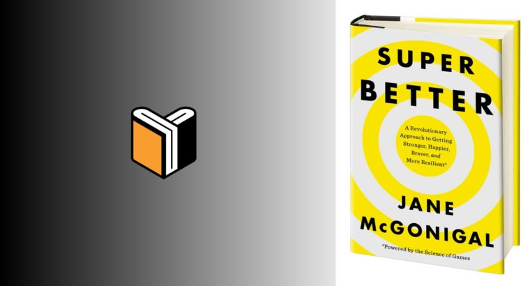Zdjęcie książki Super Better - Jane McGonigal - zdjęcie okładki