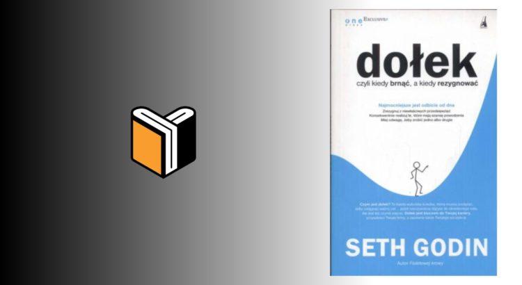 Zdjęcie książki Dołek - Seth Godin - zdjęcie okładki