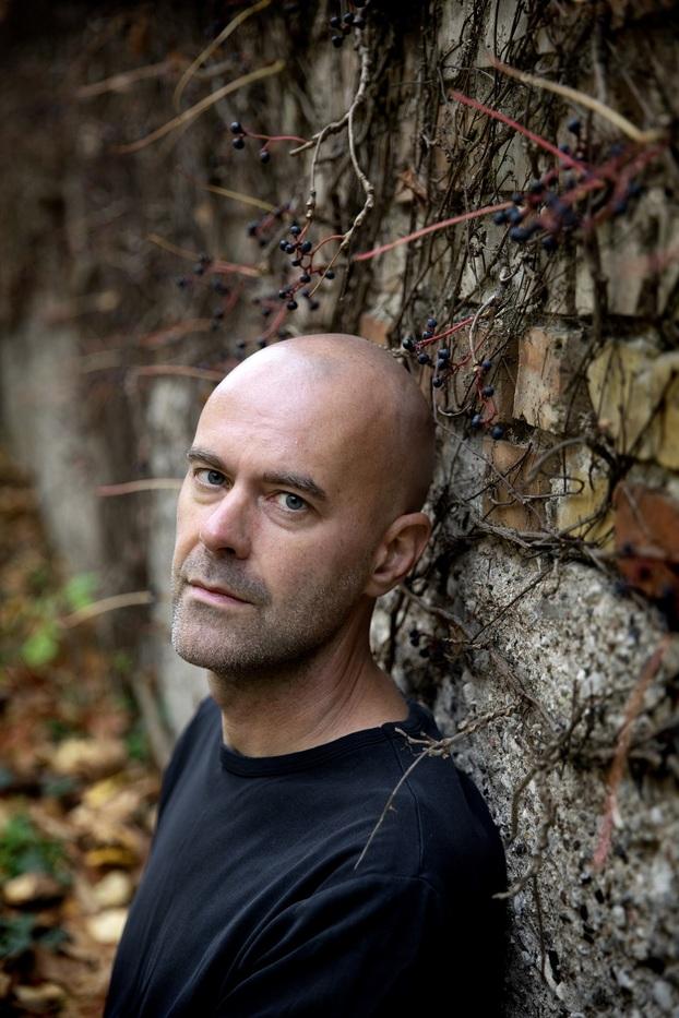 Zdjecie: Patrik Svennson, autor książki Ewangelia według węgorza. Żródło: goodreads